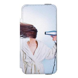 Blown away incipio watson™ iPhone 5 wallet case