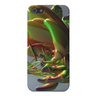 Blown Glass Art Vintage Artistic Designs Cover For iPhone 5/5S