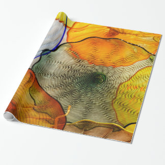 Blown Glass Wrapping Paper