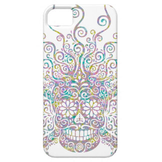 Blown Mind Sugar Skull Case For The iPhone 5