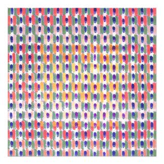 Blown Up Magic Marker Pattern Art from 1980 C.E. Photo Art