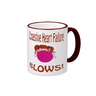Blows Congestive Heart Failure Mug