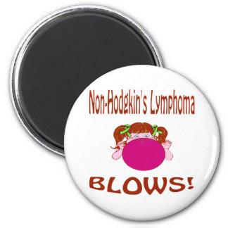 Blows Non-Hodgkin'S Lymphoma Magnet