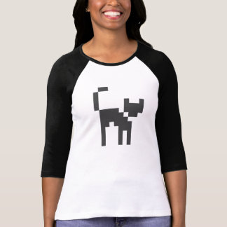 Bloxels Black Cat T-Shirt