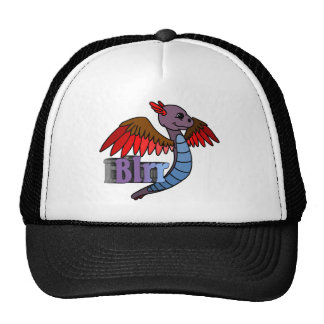 Blrr (with name) cap