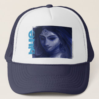 blu hat