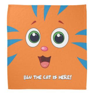 Blu The Cat Bandana