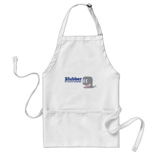 Blubber it's natures insulation standard apron