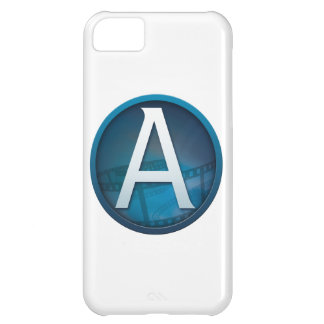 Blue A - Case-Mate iPhone 5 Barely There Case iPhone 5C Cases