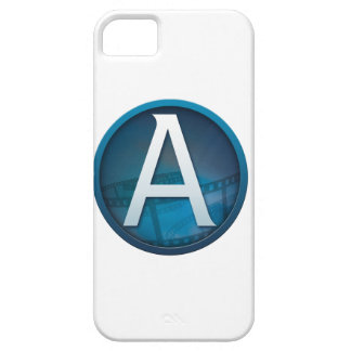 Blue A - Case-Mate iPhone 5 Barely There Case iPhone 5 Covers