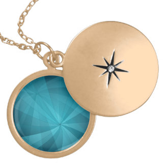 Blue abstract background lockets