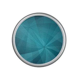 Blue abstract background speaker