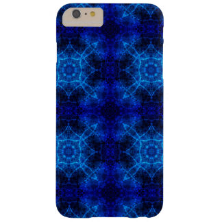 Blue Abstract Barely There iPhone 6 Plus Case