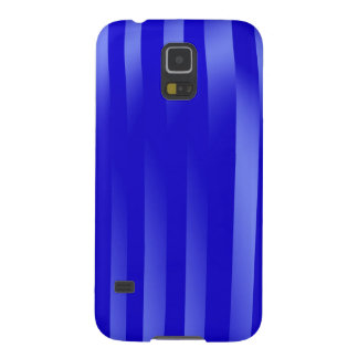 Blue Abstract for a Samsung Galaxy S5 Case For Galaxy S5