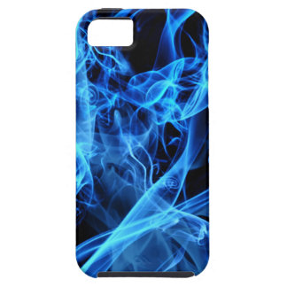 Blue Abstract iPhone 5 Covers