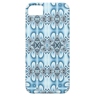 Blue Abstract Mirrors iPhone 5 Cover
