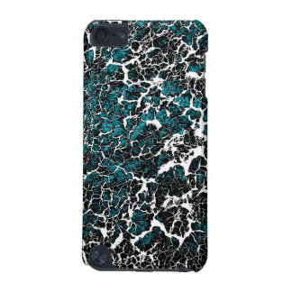 Blue Abstract Pattern iPod Touch (5th Generation) Case