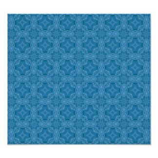 Blue abstract wood pattern art photo