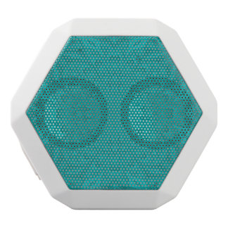 Blue abstract wood pattern.jpg white boombot rex bluetooth speaker