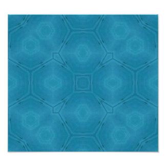 Blue abstract wood Pattern Art Photo