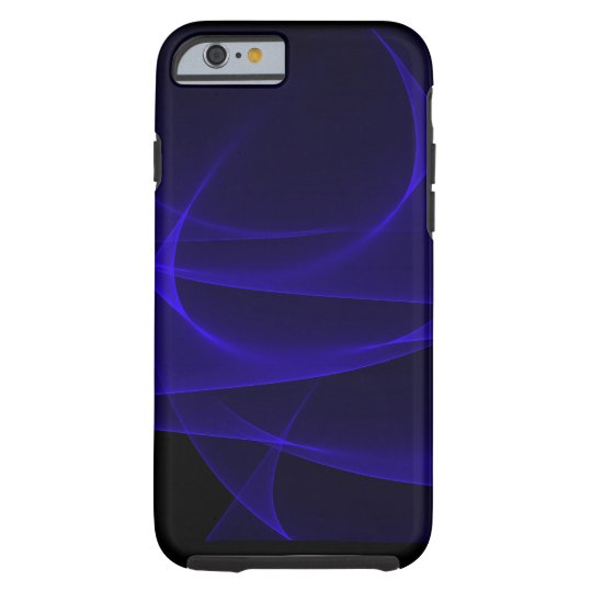 BLUE ABYSS iPHONE 6 BARELY THERE Tough iPhone