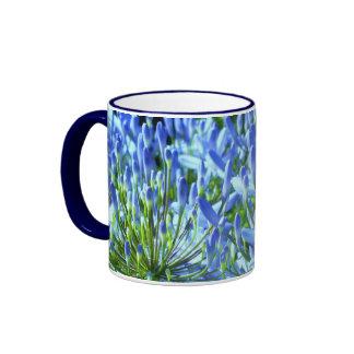 Blue Agapanthus Mug