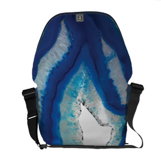 Blue Agate Commuter Bags