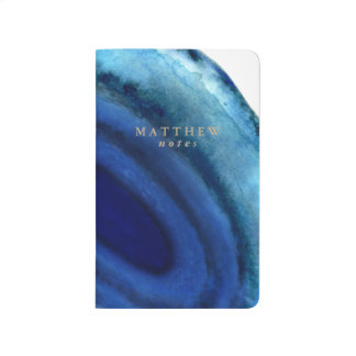 Blue Agate Journal
