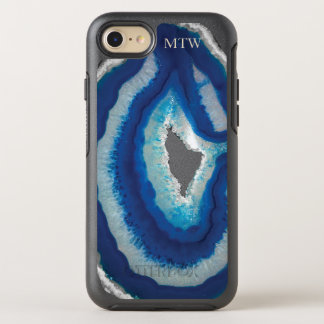 Blue Agate OtterBox Symmetry iPhone 8/7 Case