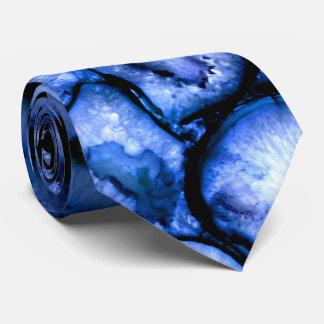 Blue Agate Tie