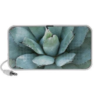Blue Agave Plant Laptop Speaker