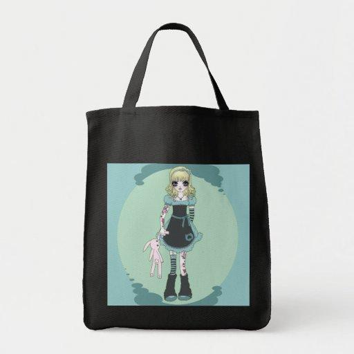 Blue Alice Bag #1