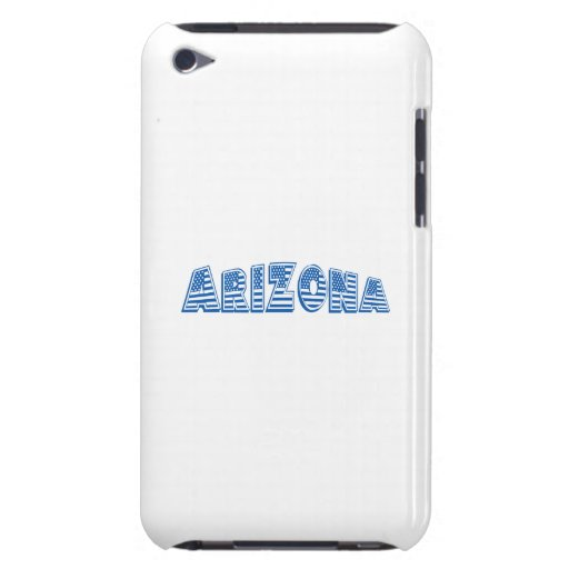 Blue American Flag Arizona Case-Mate iPod Touch Case