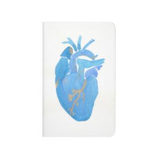 Blue Anatomical Heart Journal