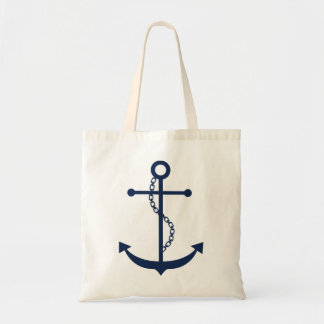 Blue Anchor Bag