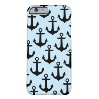 Blue Anchor iPhone 6/6s Phone Case