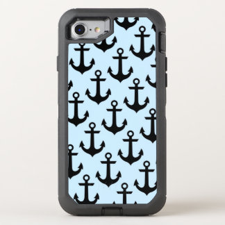 Blue Anchor iPhone 7 Otterbox Case