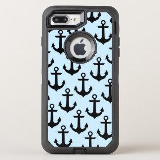 Blue Anchor iPhone 7 Plus Otterbox Case