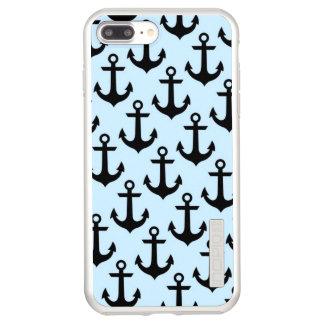 Blue Anchor iPhone 8 Plus/7 Plus Incipio DualPro Shine iPhone 8 Plus/7 Plus Case
