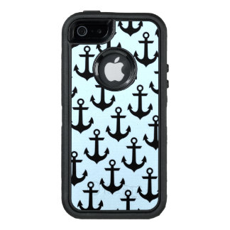 Blue Anchor iPhone SE/5/5s Otterbox Case