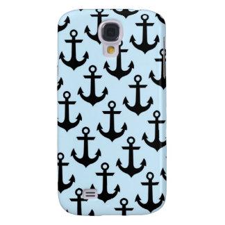 Blue Anchor Samsung Galaxy S4 Phone Case