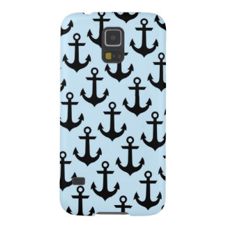 Blue Anchor Samsung Galaxy S5 Phone Case
