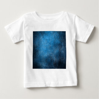 Blue And Black background Baby T-Shirt
