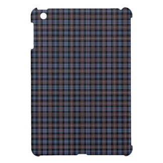 Blue and Brown Mackenzie Clan Reproduction Tartan Cover For The iPad Mini