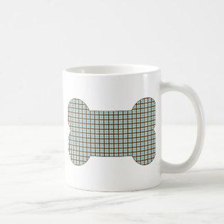 Blue and Brown.png Basic White Mug