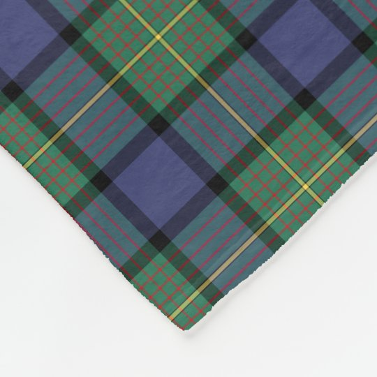 Blue and Green Clan Muir and Moore Scottish