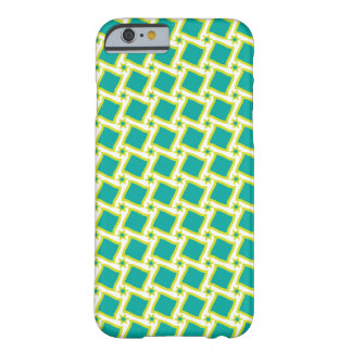 Blue and Green iPhone 6 Case/Skin Barely There iPhone 6 Case