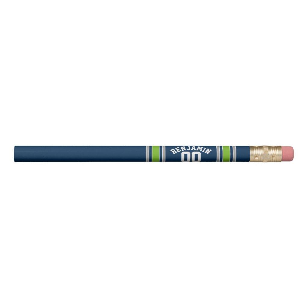 Jersey Custom Pencil