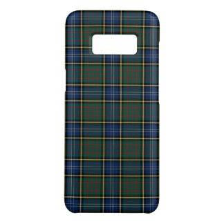 Blue and Green MacMillan Clan Modern Hunting Plaid Case-Mate Samsung Galaxy S8 Case