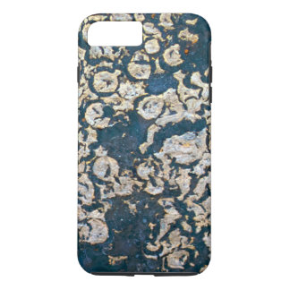Blue and Grey Rust iPhone 7 Plus Case